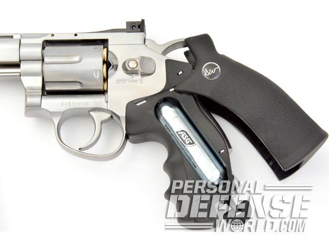 air pistol, air gun, airgun, air pistol revolver, asg, umarex, asg dan wesson, asg dan wesson revolver, dan wesson ammo