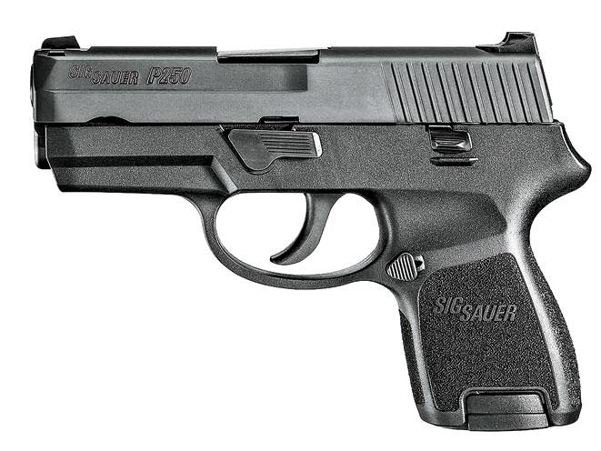 pocket pistol, pocket pistols, concealed carry, concealed carry pocket pistol, concealed carry pocket pistols, concealed carry handguns, pocket pistol guns, pocket pistol gun, SIG P250 Subcompact Nitron