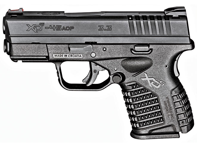 pocket pistol, pocket pistols, concealed carry, concealed carry pocket pistol, concealed carry pocket pistols, concealed carry handguns, pocket pistol guns, pocket pistol gun, Springfield Armory XD-S 3.3