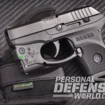 ruger lcp, viridian green laser, viridian, ruger, viridian reactor 5 green laser, viridian reactor TL tactical light, reactor 5 green laser