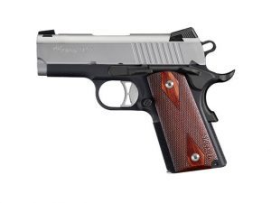 sig sauer, 1911 Traditional Ultra Compact, sig sauer 9mm, 1911 traditional compact 9mm