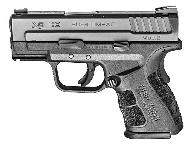 xd mod.2, springfield xd mod.2 springfield xd mod.2 pistols, springfield armory xd mod.2, xd mod.2 .40 s&W