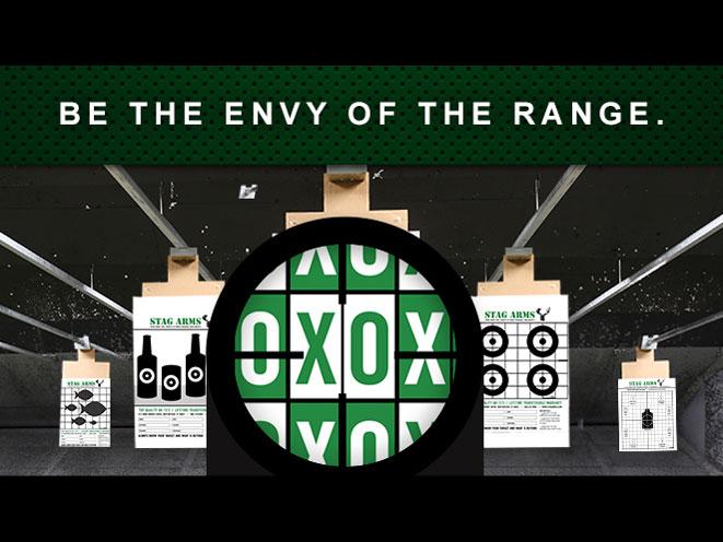 Stag Arms, Stag Arms target, Stag Arms printable target