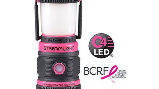 streamlight, Streamlight Siege AA, siege aa, siege aa pink, siege aa pink lantern
