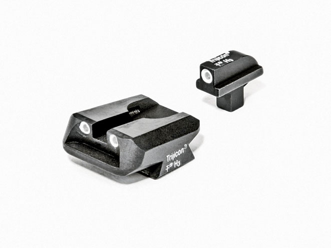 sight, sights, optic, optics, optics & sights, optic and sight, trijicon bright tough