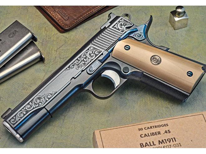 12 High-Class Custom Shops For 1911 Guns