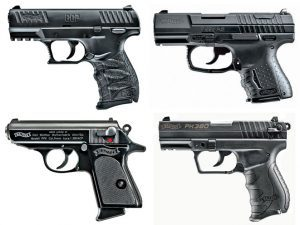 Walther, Walther arms, Walther handguns, concealed carry, walther handgun