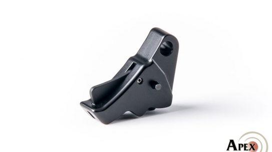 apex, apex glock, action enhancement trigger, apex glock action enhancement trigger