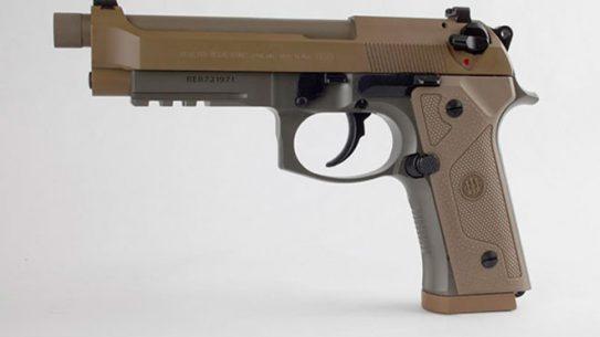 Beretta M9A3, M9A3, M983 handgun