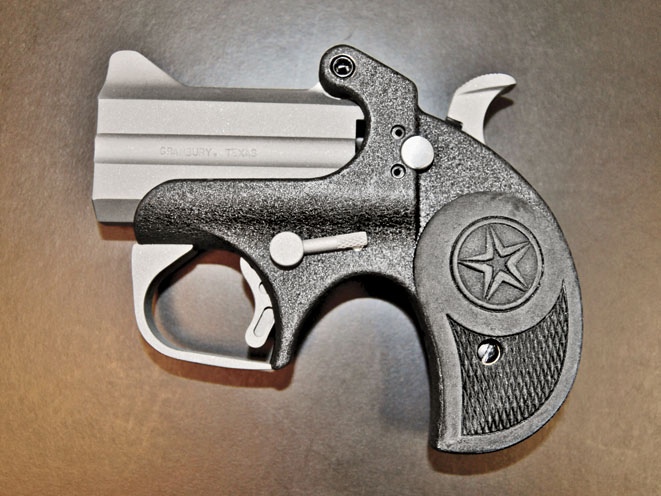 16 Concealed Carry Derringers & Mini-Revolvers