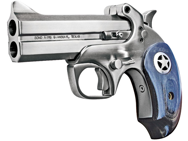 derringer, derringers, mini-revolver, mini-revolvers, revolver, revolvers, concealed carry derringer, concealed carry derringers, concealed carry revolver, concealed carry revolvers, BOND ARMS RANGER II