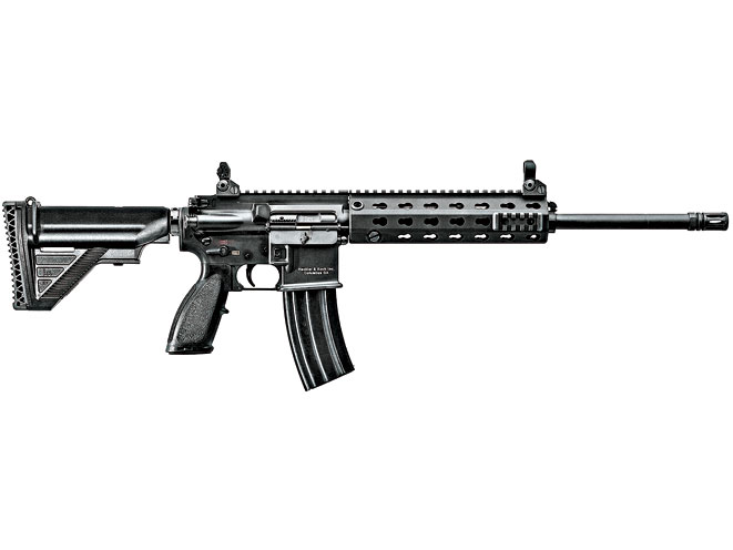 carbine, carbines, home defense carbine, home defense carbines, home defense gun, home defense guns, home defense pistol, home defense pistols, Heckler & Koch MR556A1