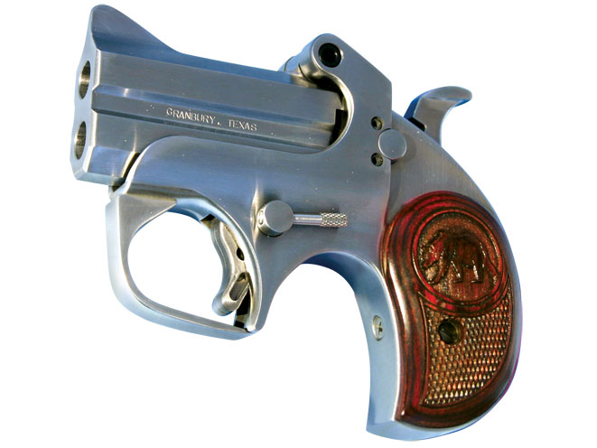 bond arms, bond arms derringer, bond arms derringers, derringer, derringers, bond arms CA Defender
