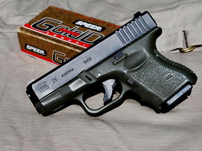 Cylinder & Slide, Cylinder & Slide custom, Cylinder & Slide compact, Cylinder & Slide pistols, glock 26, cylinder & slide glock 26, glock 26 pistol