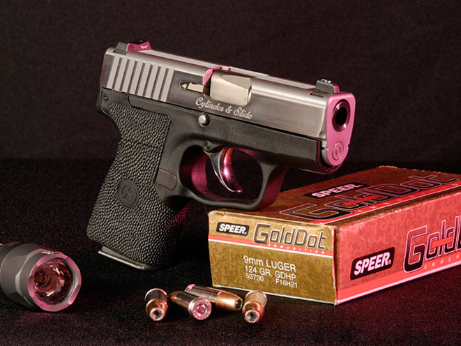5 Custom Compact Pistols From Cylinder & Slide