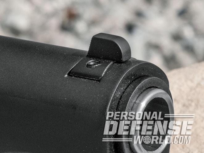 EAA Witness 1911 Polymer, eaa, eaa witness, eaa witness 1911, witness 1911, witness 1911 polymer, 1911 polymer gun, 1911 polymer muzzle
