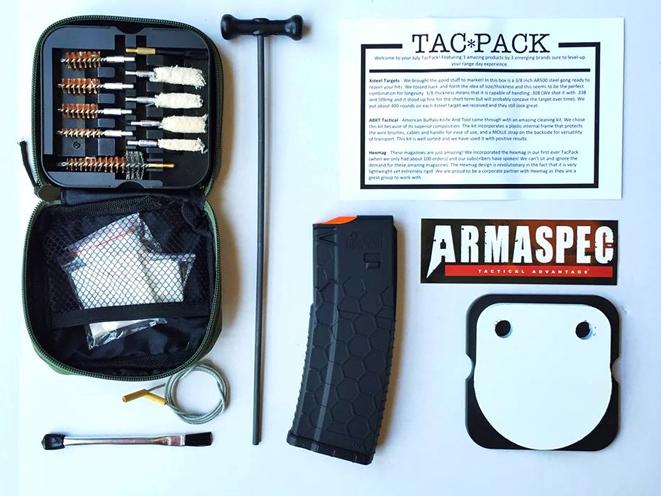 TacPack, TacPack July
