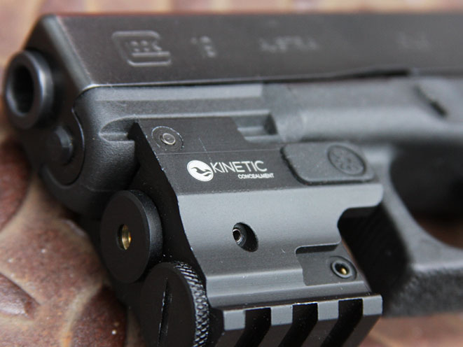 kinetic concealment, kinetic concealment MG-01 Mini-Green Dot Laser Sight, MG-01 Mini-Green Dot Laser Sight