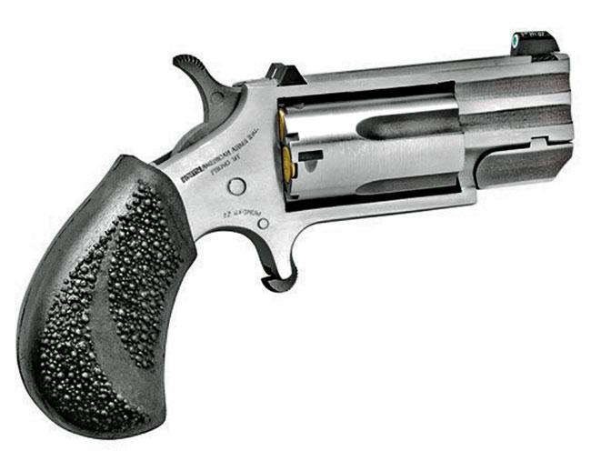derringer, derringers, mini-revolver, mini-revolvers, revolver, revolvers, concealed carry derringer, concealed carry derringers, concealed carry revolver, concealed carry revolvers, NAA PUG