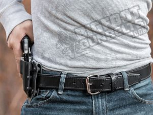 Bigfoot Gun Belts, gun belt, belt, gun belts, OWB holster belt