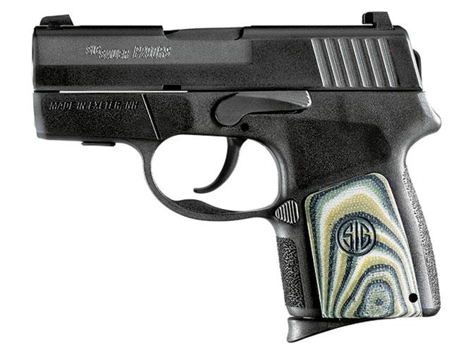 sig, sig sauer, sig sauer pistol, Sig Sauer P290RS Enhanced