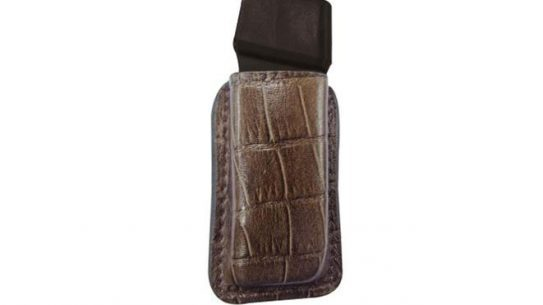 tagua, tagua gun leather, tagua gunleather, Premium Single Magazine Carrier