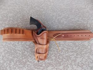 laramie rig, western star leather, western star leather laramie rig