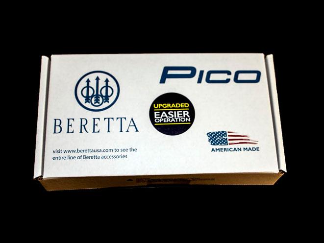 Beretta Pico .380, beretta pico, pico, beretta pico upgrade
