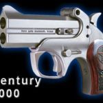 bond arms, bond arms derringer, bond arms derringers, Bonds Arms century 2000