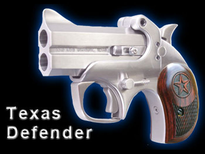 bond arms, bond arms derringer, bond arms derringers, Bonds Arms texas defender