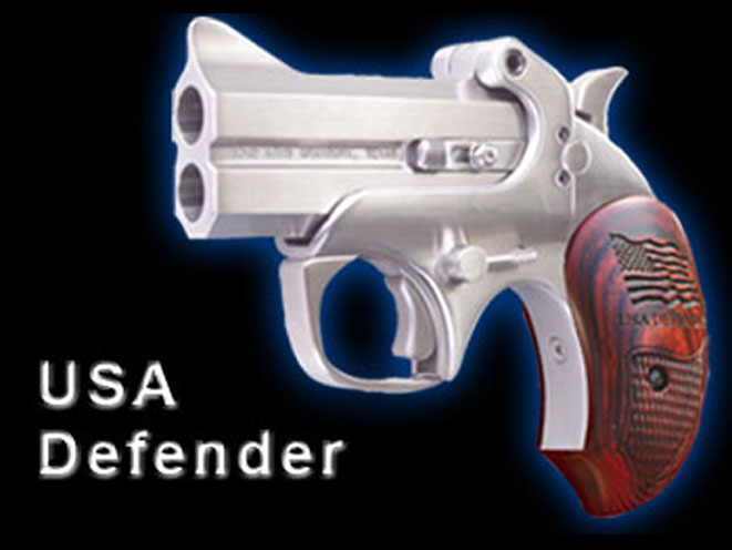 bond arms, bond arms derringer, bond arms derringers, Bonds Arms USA defender