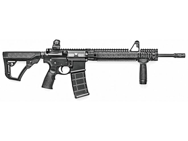 carbine, carbines, home defense carbine, home defense carbines, home defense gun, home defense guns, home defense pistol, home defense pistols, Daniel Defense M4V1LW