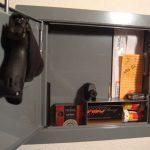 gun safe, gun safes, gun vault, console vault, console vault red herring, gun safes