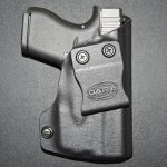 dara holsters, dara holsters glock, glock 43, glock 42, glock 43 holster, glock 42 holster, streamlight tlr-6, dara holsters glock holsters