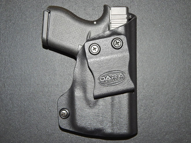 Dara Holsters Releases Holster For Glock 42/43 with TLR-6