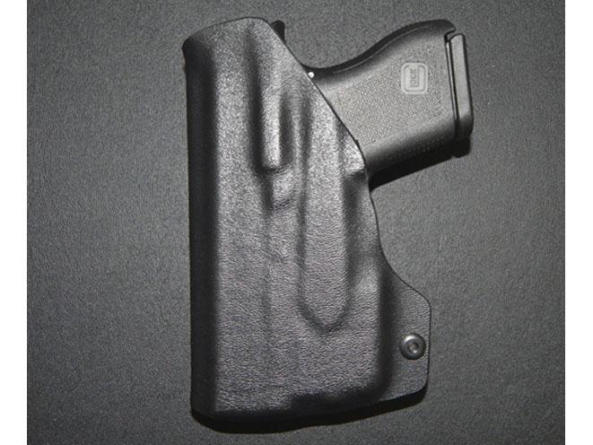 dara holsters, dara holsters glock, glock 43, glock 42, glock 43 holster, glock 42 holster, streamlight tlr-6, dara holsters glock