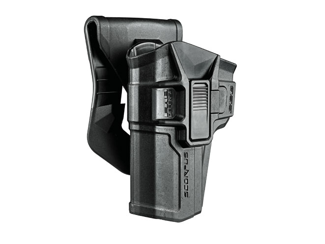 holster, holsters, ammo, ammunition, FAB Defense Scorpus Holsters