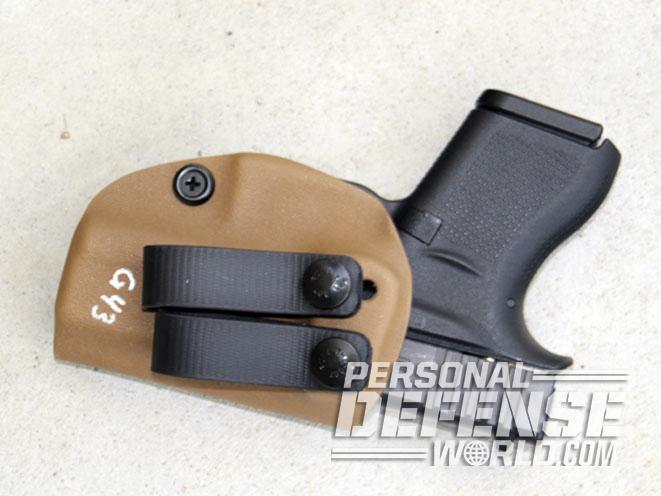 GLOCK 43, glock, glock g43, g43, glock 43 holster