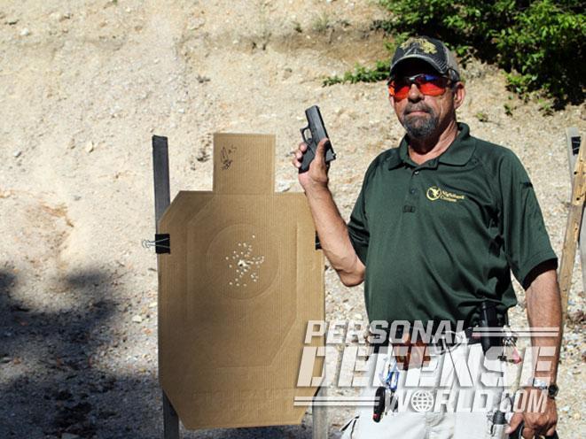 GLOCK 43, glock, glock g43, g43, glock 43 target