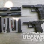 heckler & koch, heckler & koch p30sk, hk p30sk, p30sk, p30sk stripped
