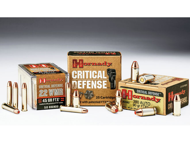 holster, holsters, ammo, ammunition, Hornady Critical Defense