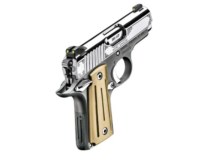 kimber, kimber pistols, kimber concealed carry, concealed carry, Kimber Micro Diamond