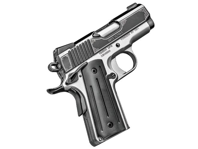 kimber, kimber pistols, kimber concealed carry, concealed carry, Kimber Onyx Ultra II