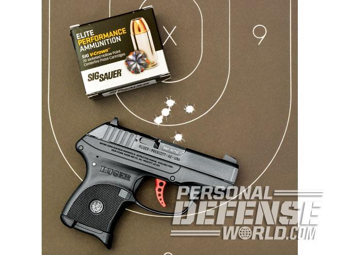 Ruger LCP Custom, ruger, ruger lcp, lcp custom, ruger lcp custom target