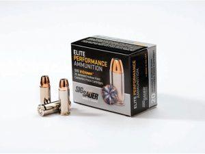 sig sauer, elite performance ammunition, sig sauer elite performance