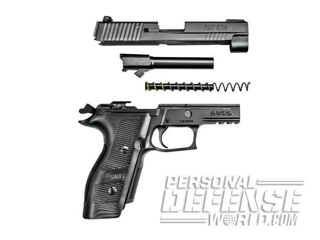 Gun Review: Sig Sauer P227 TacOps