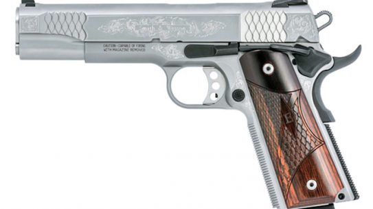 Smith & Wesson, SW1911, smith & wesson SW1911, engraved SW1911, smith & wesson engraved SW1911, SW1911 beauty