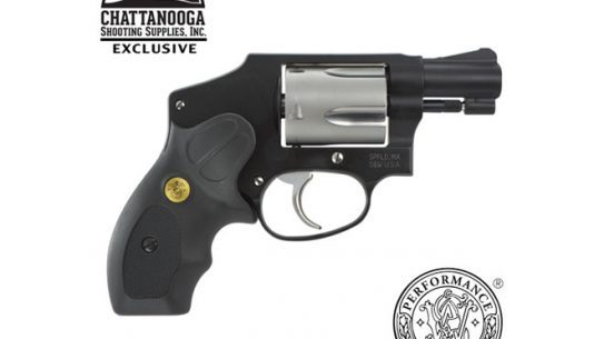 smith & wesson, smith & wesson performance center, s&w performance center, Chattanooga Shooting Supplies Model 442 Exclusive, model 442, s&w model 442