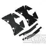 smith & wesson, smith & wesson m&p shield, m&p shield, talon gun grips