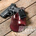 smith & wesson, smith & wesson m&p shield, m&p shield, overland iwb holster